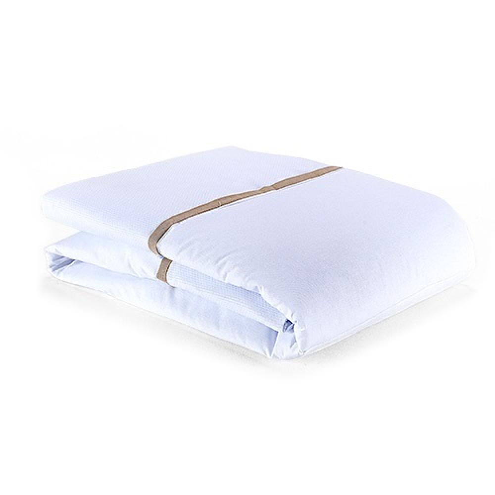Edredom Coleção Conforto Carrosel branco