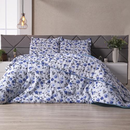 Cobre leito Classic King 03 Peças - Lazuli