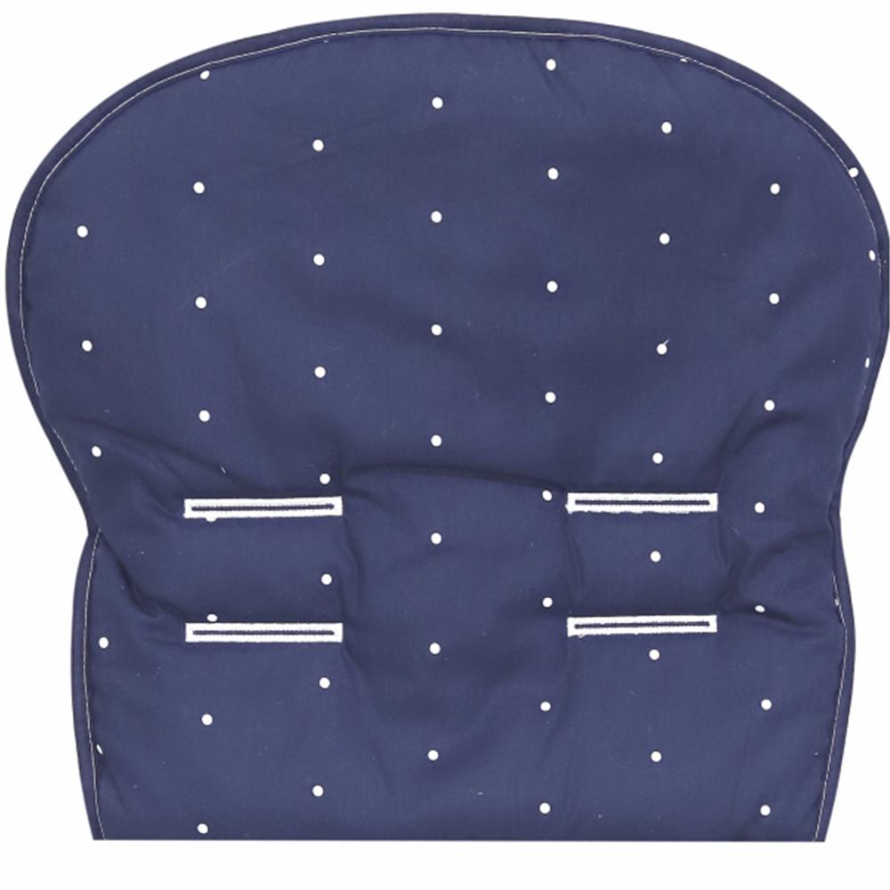 Capa Para Carrinho De Bebê 76cm x 36cm 100% Algodão Cherie Premium - Azul Marinho