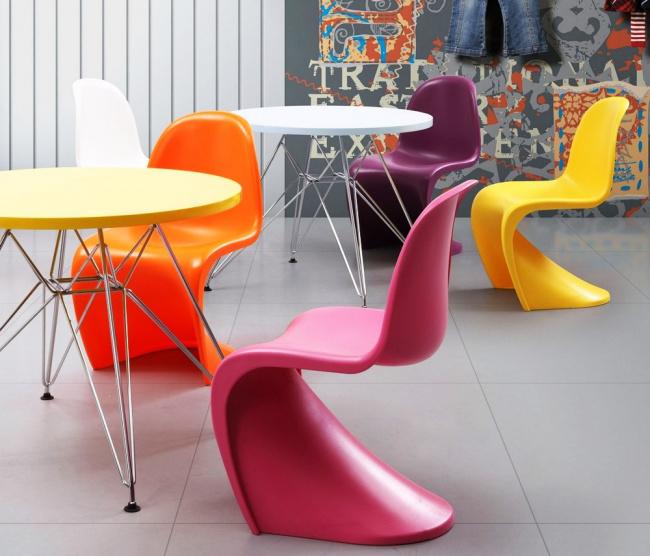 Cadeira Panton Infantil - Essência Móveis de Design