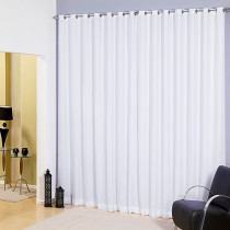 Cortina Blackout Basic 2,60m X 2,50m Cor Branco (OffWhite)
