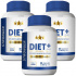 Kit Diet + Stronger 30 cáps Plus - 3 unidades