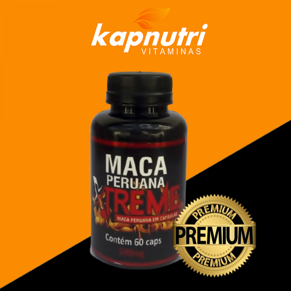 maca peruana negra nutrivale