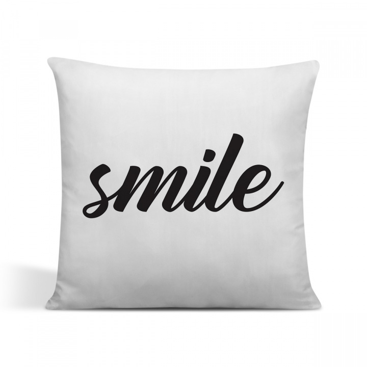 almofada smile